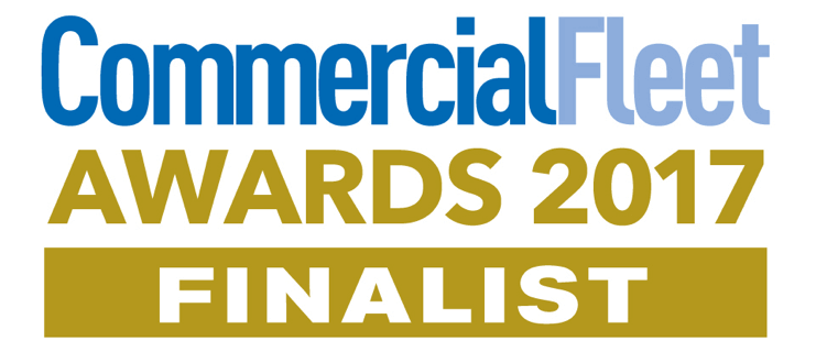 Commercial Fleet Awards Finalist 2017