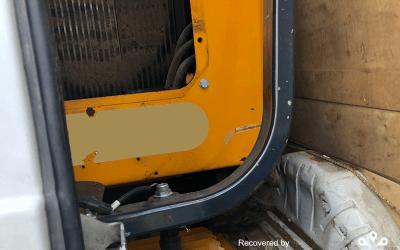 HiTip Site Dumper Recovered from Hertfordshire