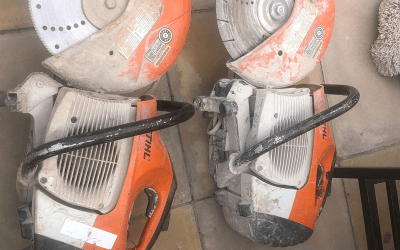Disc Cutter Recovered