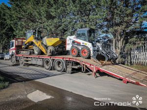 Multiple plant machinery recovered from Yorkshire