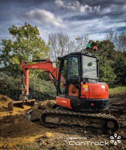 Kubota Mini-Excavators stolen/recovered from Essex