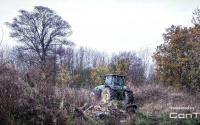 John Deere Tractor stolen/recovered from Yorkshire