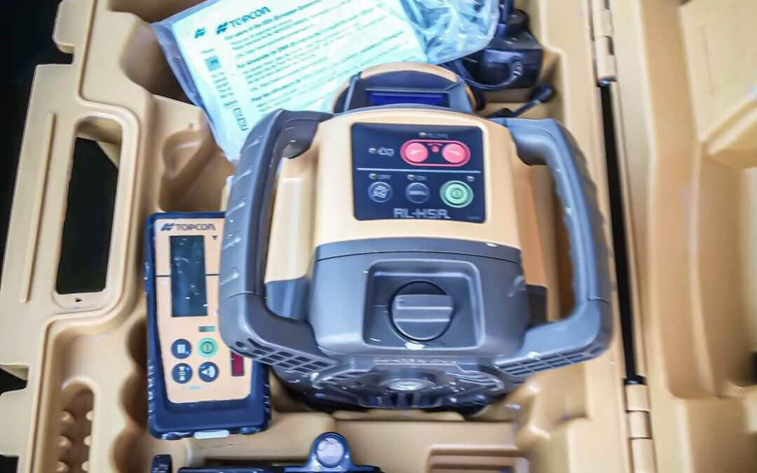 Laser Level stolen and recovered from Surrey